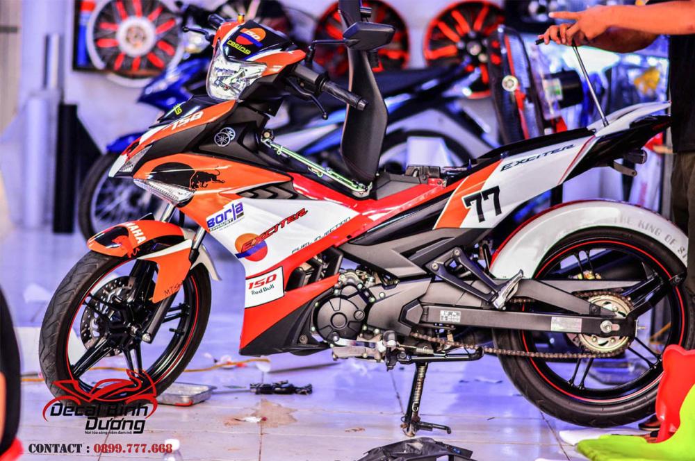 Nhung Tem Xe Exciter 150 Moi Nhat Nam 2018 - 3