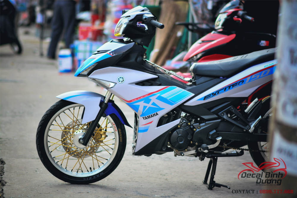 Nhung Tem Xe Exciter 150 Moi Nhat Nam 2018 - 5