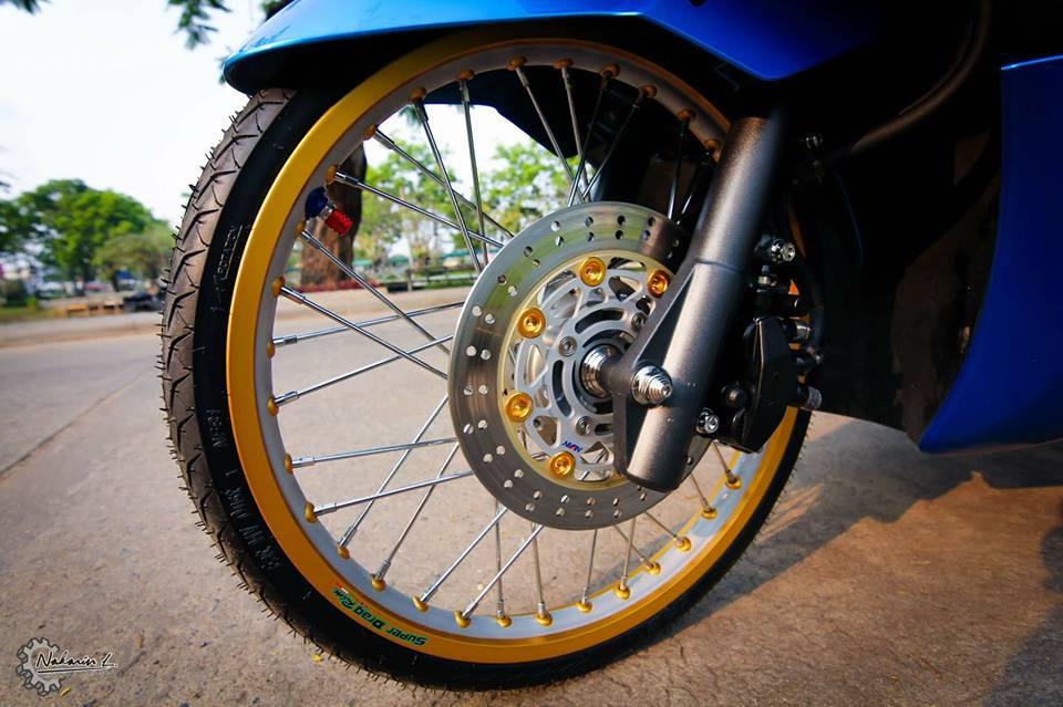 PCX 150 do mang buoc chan sieu luot cua biker nuoc ban - 6