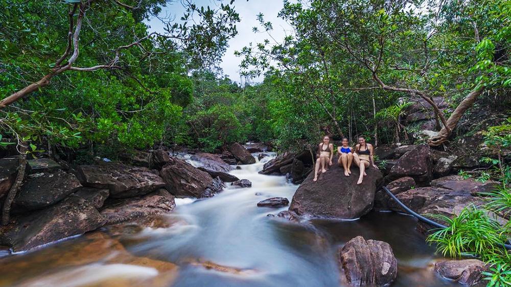 Phu Quoc va 3 con suoi dep nhu tranh ve - 9