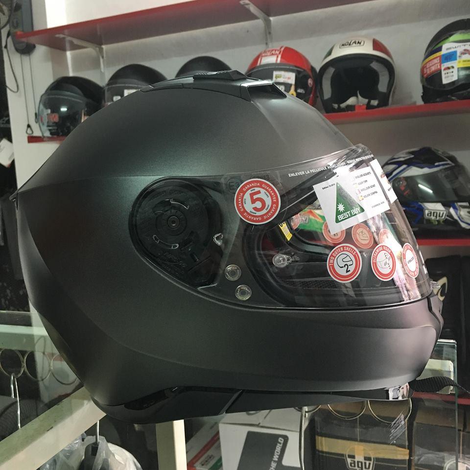 motobox NOLAN N87 Fade Sliver 39 Dep ma cung lich lam