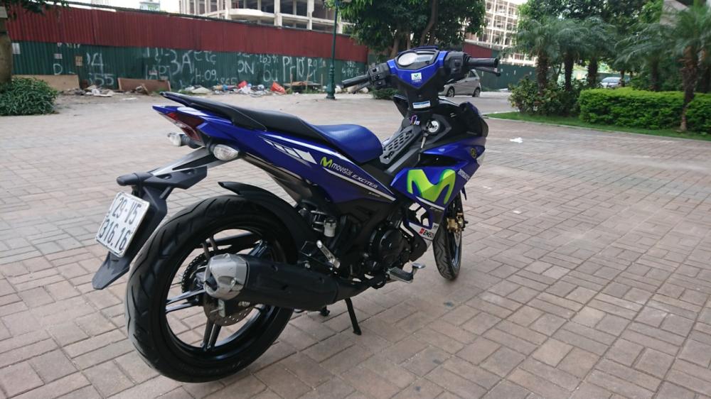 Rao ban Exciter 150fi GP Movistar con moi 95 chinh chu su dung bien HN 37tr - 6