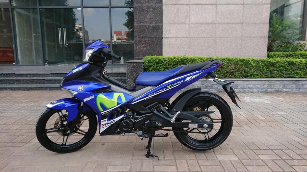 Rao ban Exciter 150fi GP Movistar con moi 95 chinh chu su dung bien HN 37tr500 - 4