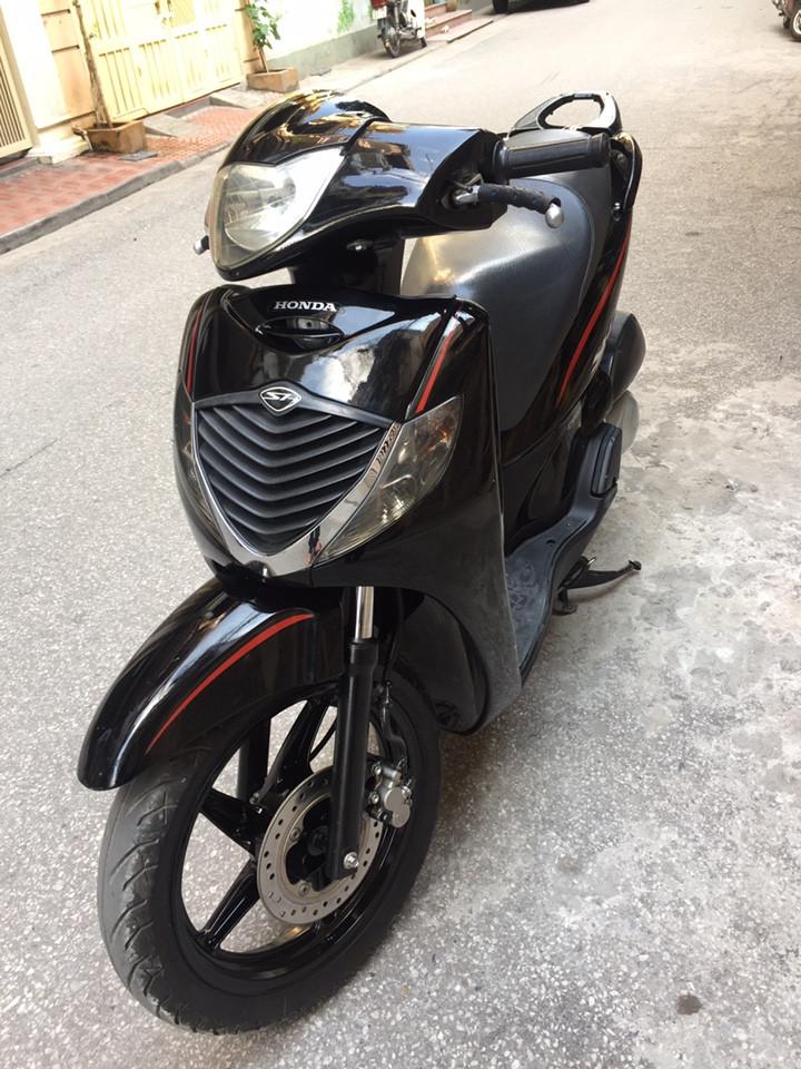 Rao ban Honda Sh 150i Black Sport 2008 bien HN nguyen ban 58tr - 3