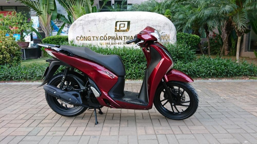 Rao ban Honda Sh125i Sport do chinh chu 2014 bien Vip 15668 cuc moi
