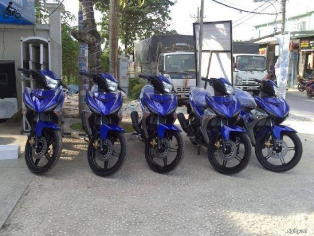 Rao ban xe Sh Raider Xipo Exciter nhap gia re - 2