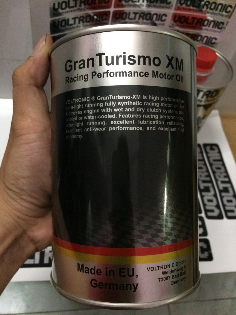SHOPEE Voltronic XM GranTurismo Combo Chiet le 1lit11lit21lit31lit4 Germany - 7