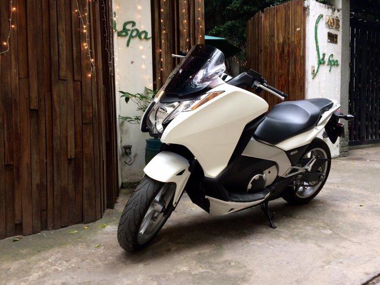Sieu tay ga Honda Intergra 750cc 140TR Thuong Luong it - 2