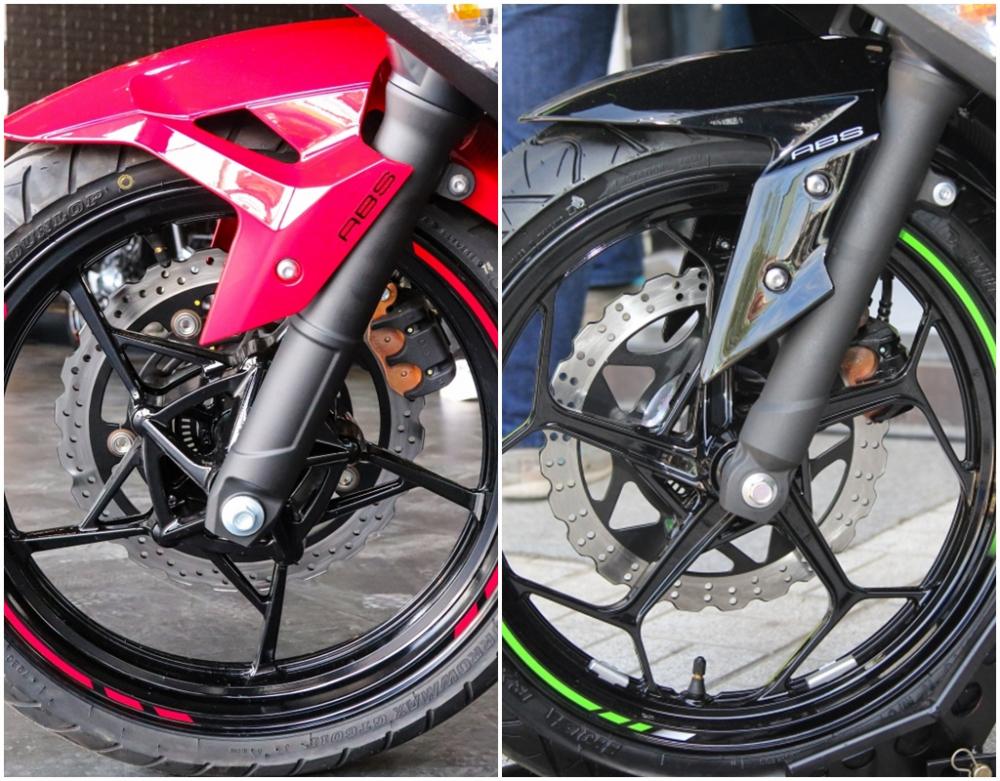 So sanh giua Kawasaki Ninja 250 2018 va Ninja 300 - 11