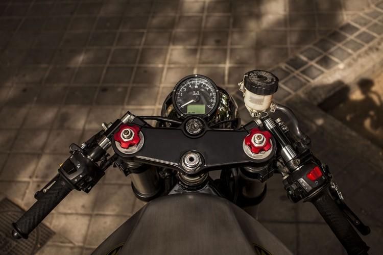 Suzuki Bandit 600S ban do Cafe Racer tu XTR - 6