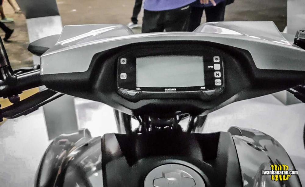 Suzuki Intruder 155 co kha nang se duoc ra mat tai Indonesia va Viet nam - 3