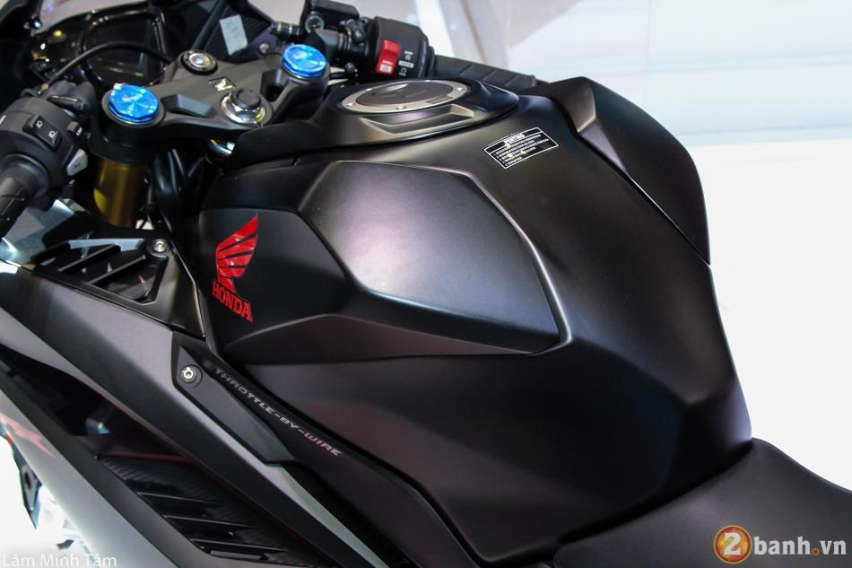 Tin don Honda CBR250RR phan phoi chinh hang tai Viet Nam gia 150 trieu dong vao thang 72018 - 6