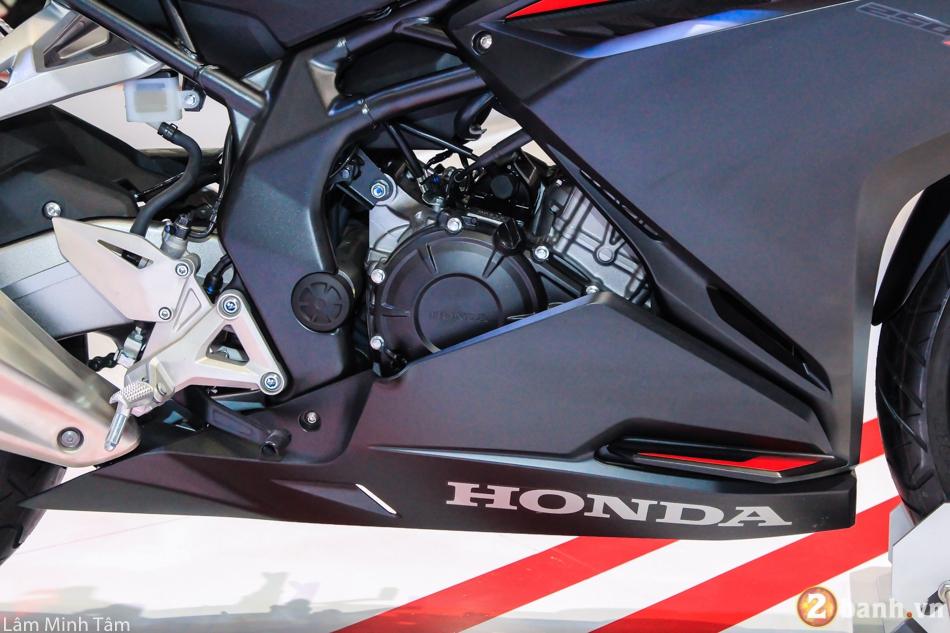 Tin don Honda CBR250RR phan phoi chinh hang tai Viet Nam gia 150 trieu dong vao thang 72018 - 8