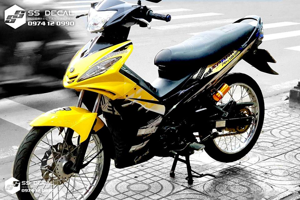 Tong Hop Decal Xe May Dep Nhat Thang 5 do SSDecalvn Thuc Hien - 16