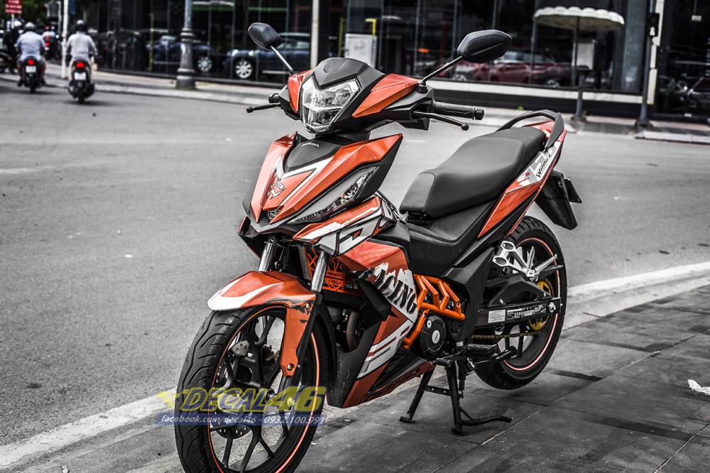 Tong hop tem xe Winner 150 cam den thang 52018 dep do Decal46 thuc hien - 28