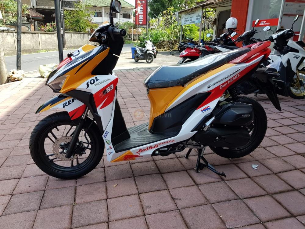 Vario 150 2018 Bat ngo xuat hien phien ban Repsol cuc ky dep - 5