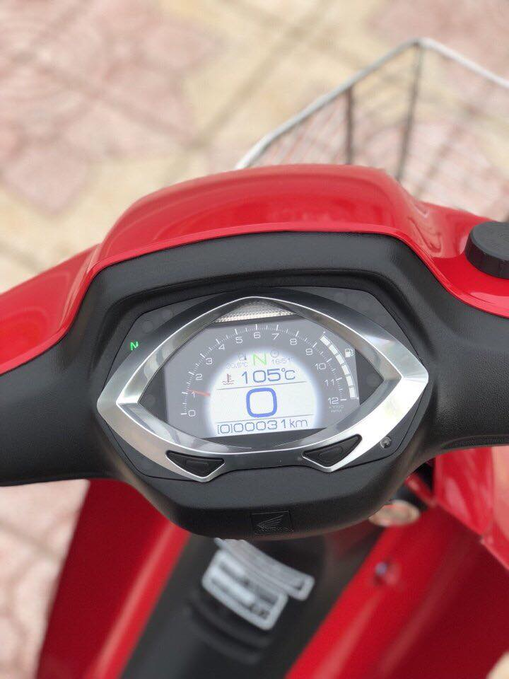 Wave do dong ho Koso chuc trieu cua chang Biker Bac Lieu - 4