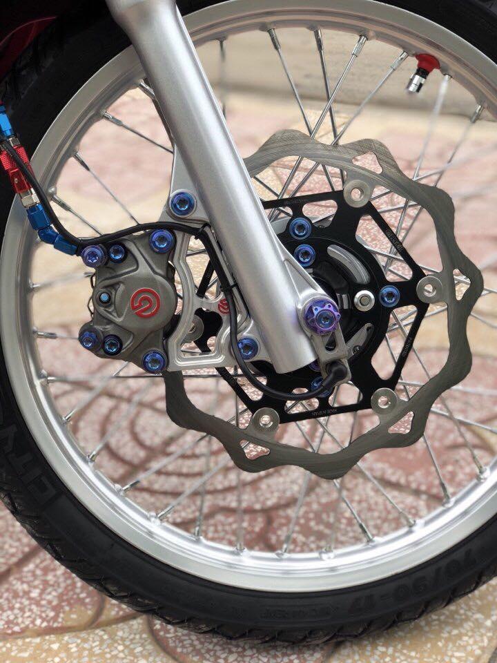Wave do dong ho Koso chuc trieu cua chang Biker Bac Lieu - 6