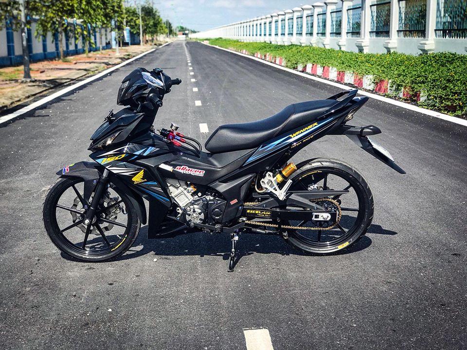 Winner 150 do loi cuon nguoi xem boi option do choi gia tri cua biker Bac Lieu - 3