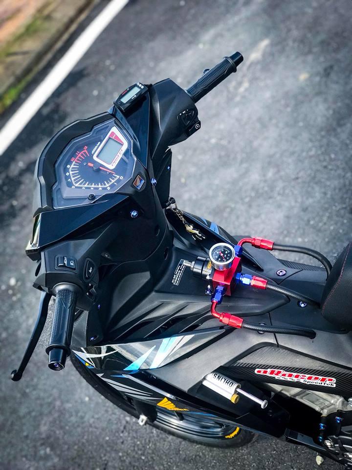 Winner 150 do loi cuon nguoi xem boi option do choi gia tri cua biker Bac Lieu - 7