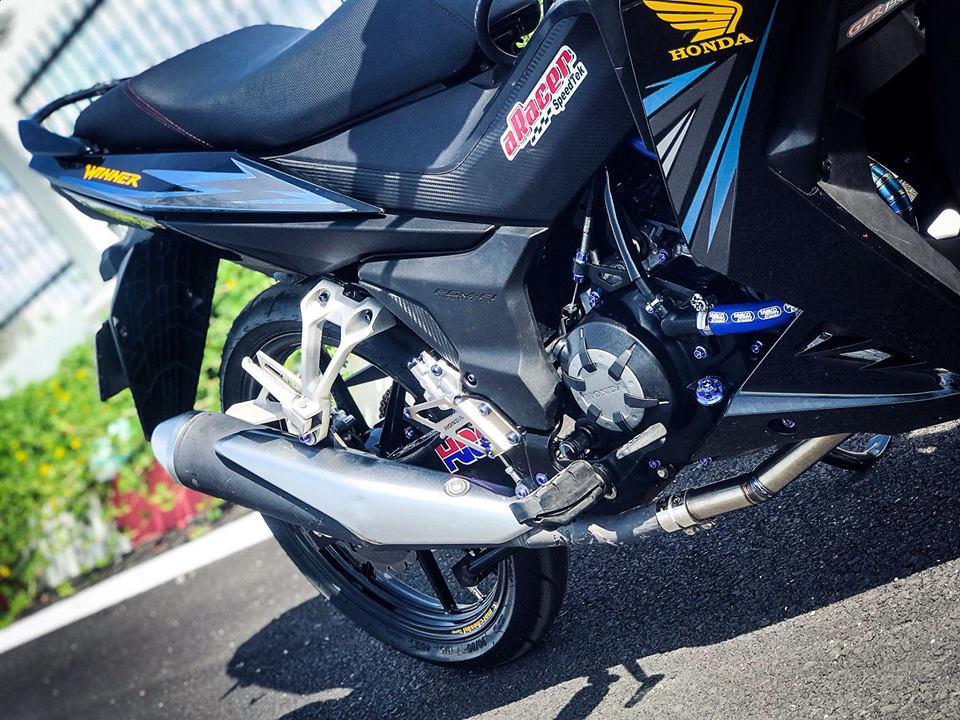 Winner 150 do loi cuon nguoi xem boi option do choi gia tri cua biker Bac Lieu - 12