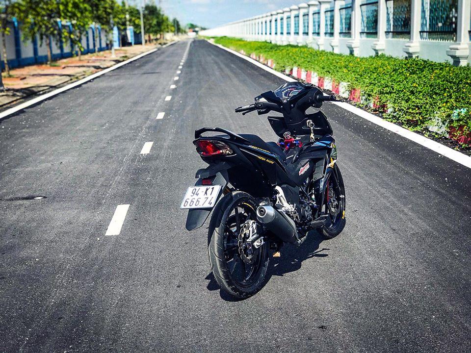 Winner 150 do loi cuon nguoi xem boi option do choi gia tri cua biker Bac Lieu - 13