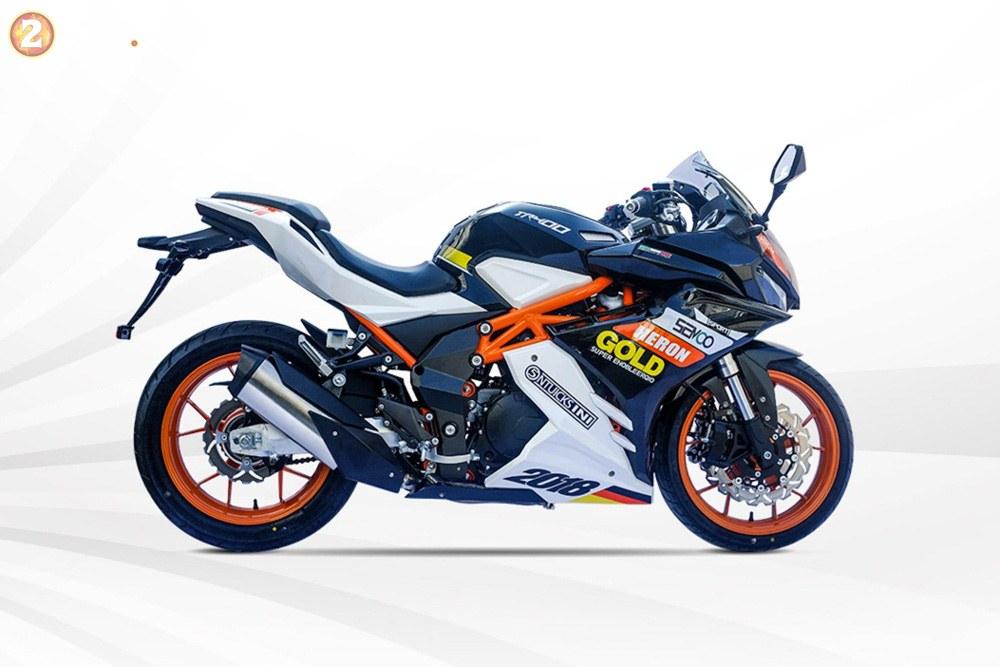 Xuat hien phien ban nhai Honda CB1000RRYamaha XMAX duoi danh thuong hieu TAROMOTO - 2