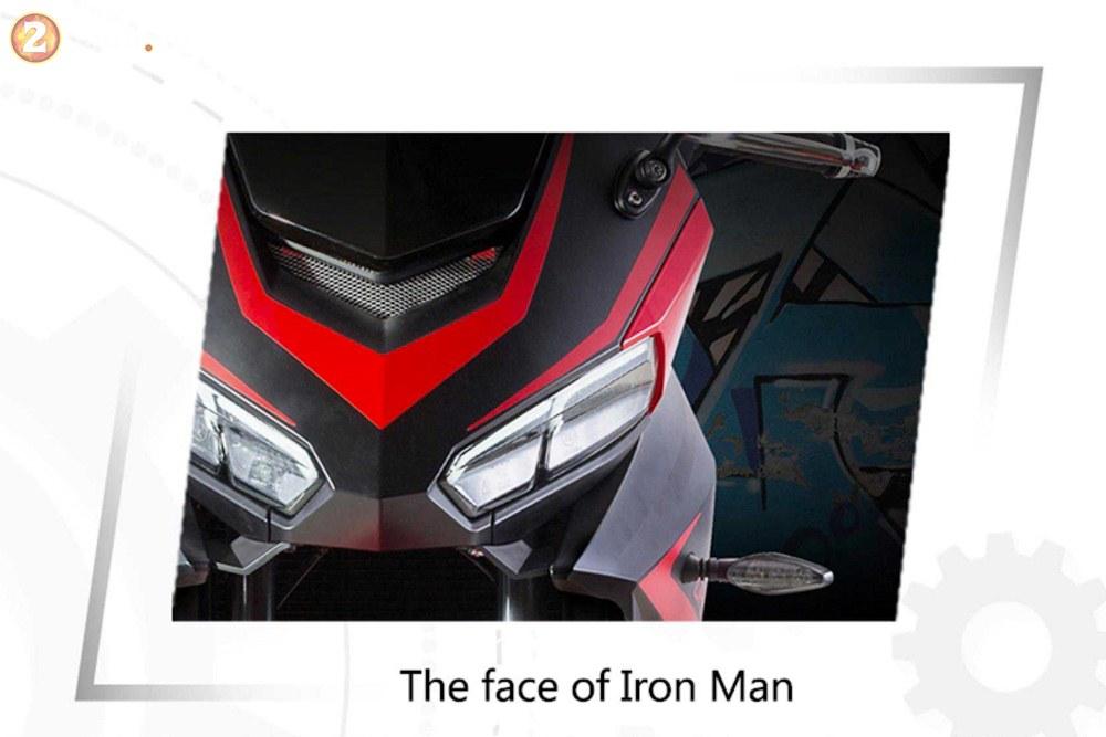Xuat hien phien ban nhai Honda CB1000RRYamaha XMAX duoi danh thuong hieu TAROMOTO - 6