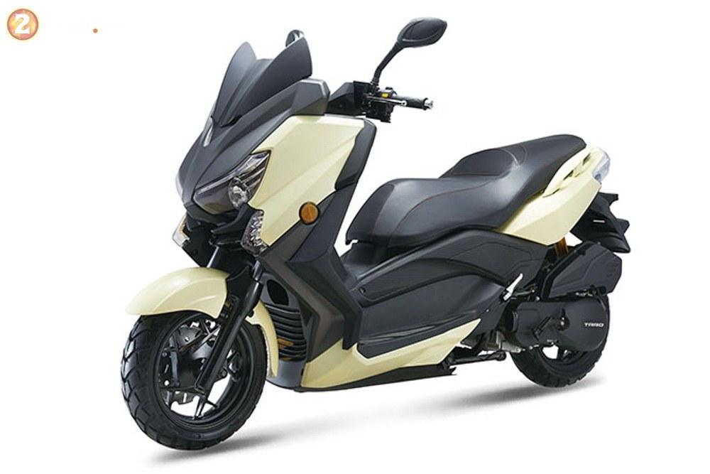 Xuat hien phien ban nhai Honda CB1000RRYamaha XMAX duoi danh thuong hieu TAROMOTO - 8