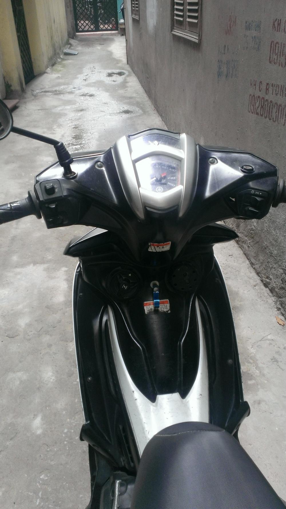 YAMAHA 125cc chinh chu kieu dang EXCITER - 4