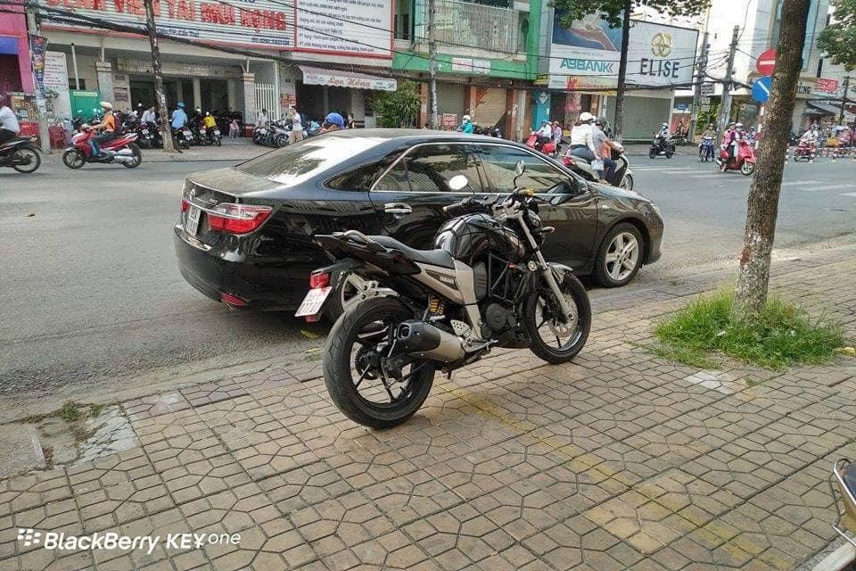 Yamaha FZ 16 - 4