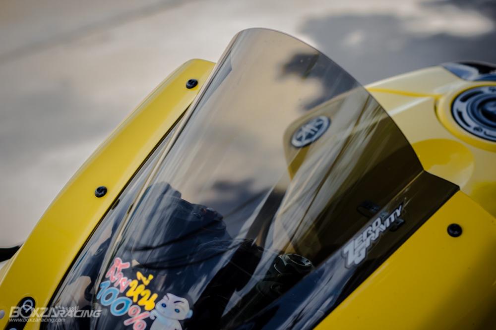 Yamaha R1 ban dac biet ky niem 60 nam dep ngat ngay tren dat Thai - 4