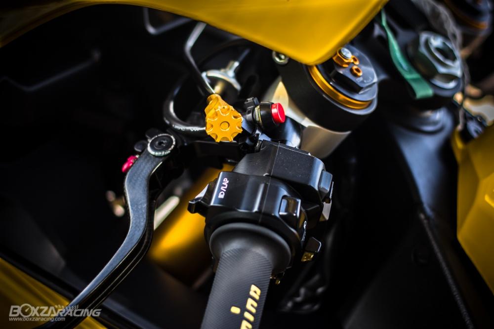 Yamaha R1 ban dac biet ky niem 60 nam dep ngat ngay tren dat Thai - 7