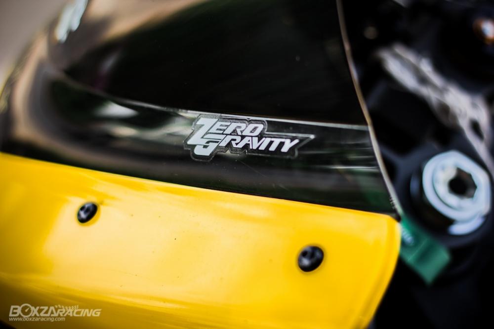 Yamaha R1 ban dac biet ky niem 60 nam dep ngat ngay tren dat Thai - 5