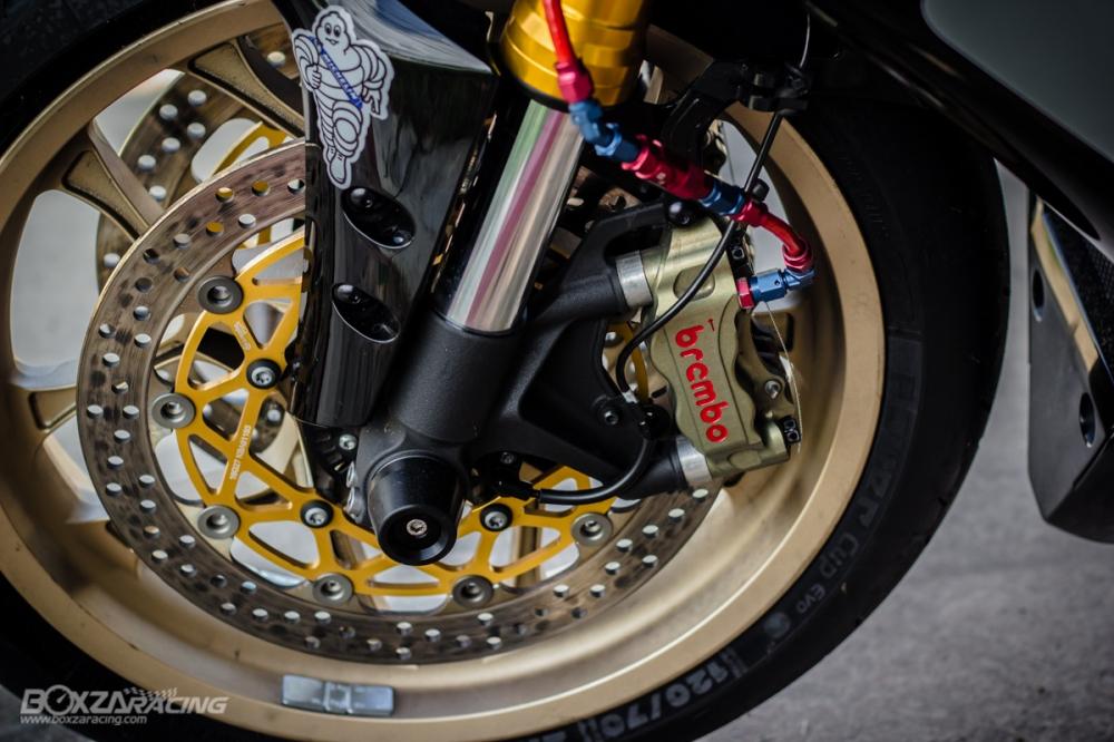 Yamaha R1 ban dac biet ky niem 60 nam dep ngat ngay tren dat Thai - 10
