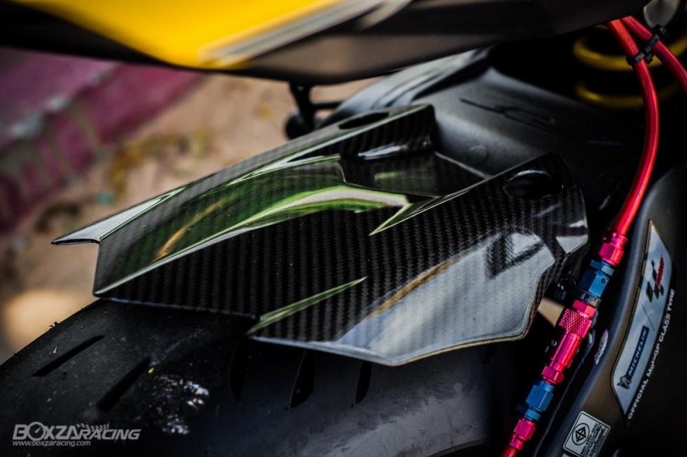 Yamaha R1 ban dac biet ky niem 60 nam dep ngat ngay tren dat Thai - 14