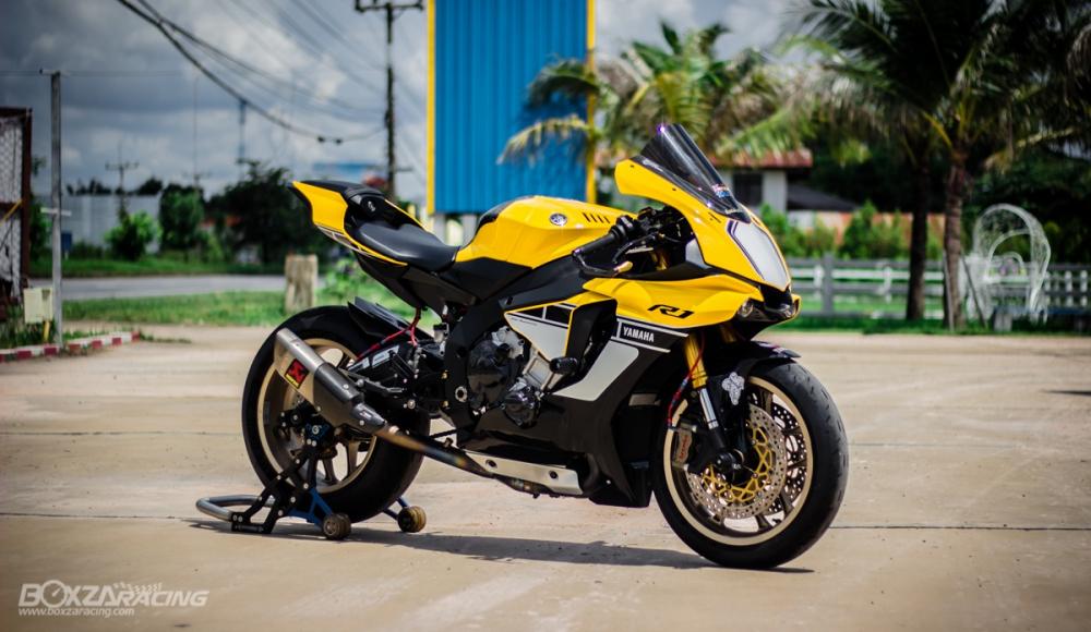 Yamaha R1 ban dac biet ky niem 60 nam dep ngat ngay tren dat Thai - 18