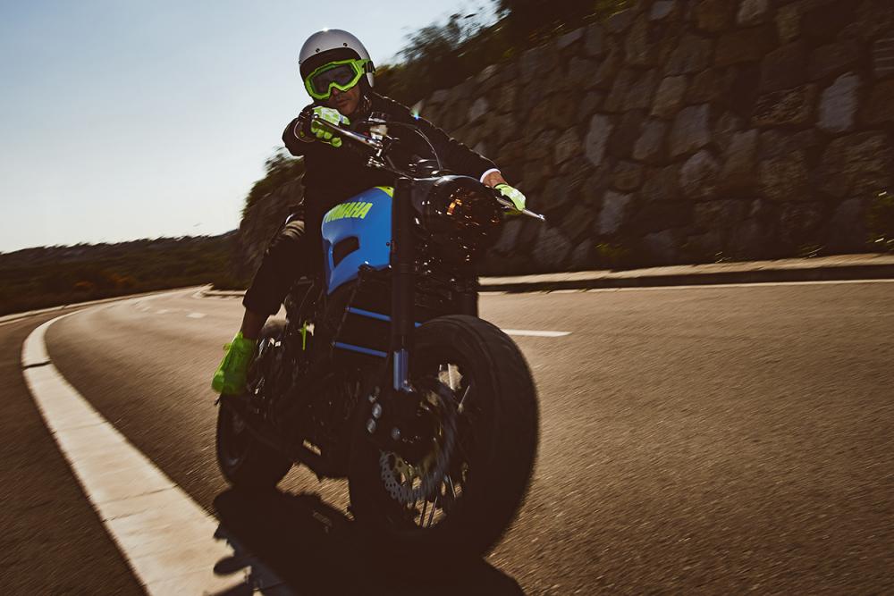 Yamaha XSR700 ban do Tracker day khac biet - 12