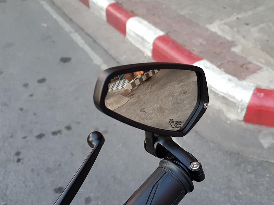 Yamaha XMAX 300 ban do Scooter com can tai xu Chua Vang - 4