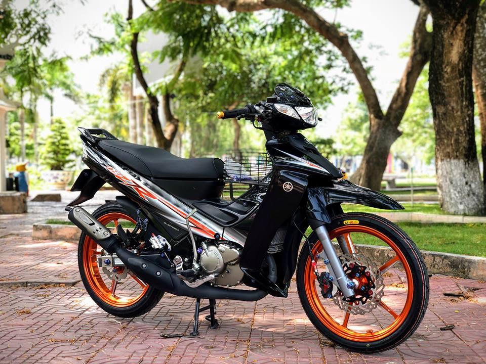 Yaz 125 do gay me nguoi xem voi option do choi gia tri cua biker mien Tay - 3