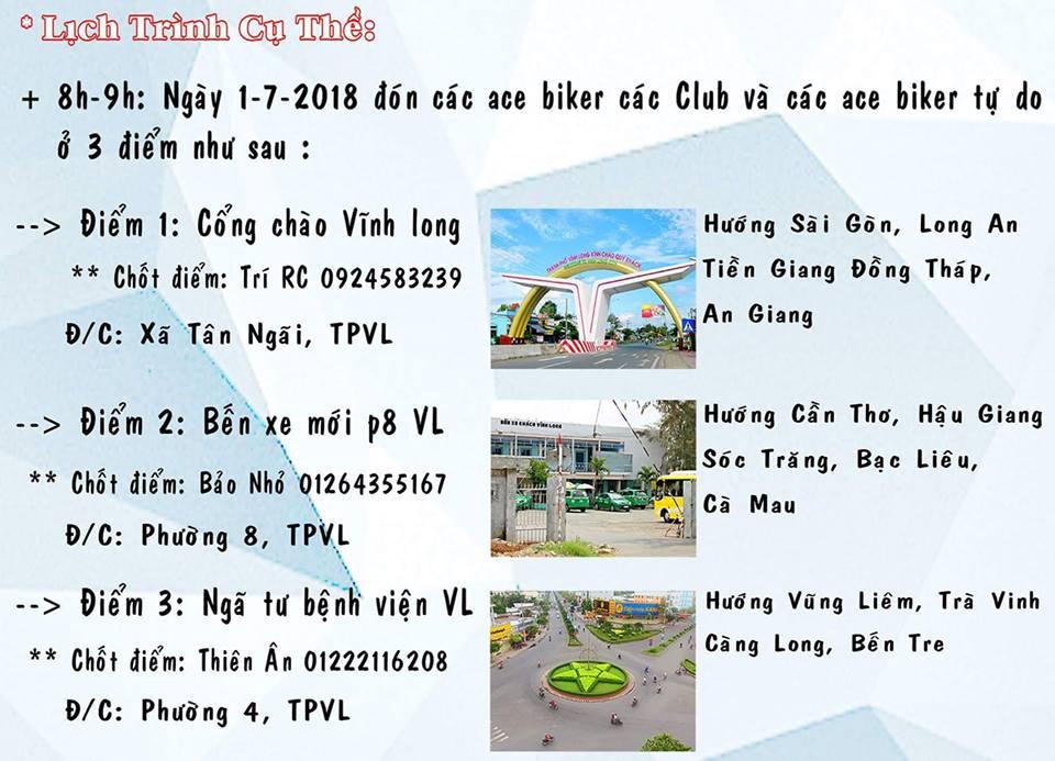 2banhvn Dong hanh cung Club Exciter We Are One 64 Vinh Long mung sinh nhat lan thu I - 4