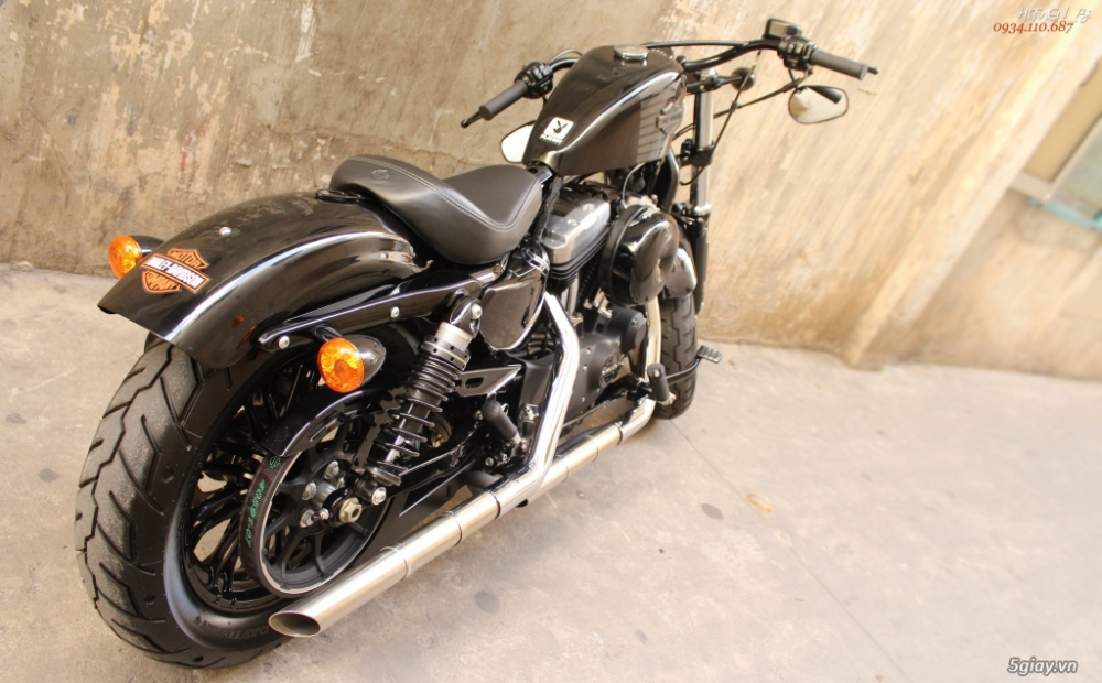 ___ Can Ban ___HARLEY DAVIDSON Fortyeight 1200cc ABS 2016___ - 8