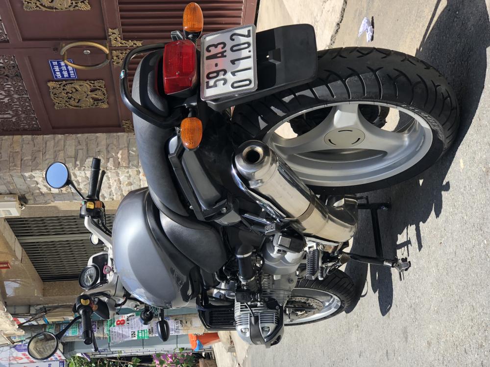 __Ban BMW R1100R ABS ong noi cua R9T chay hoi bi da ngon may em odo 9000km xe keng dep - 5