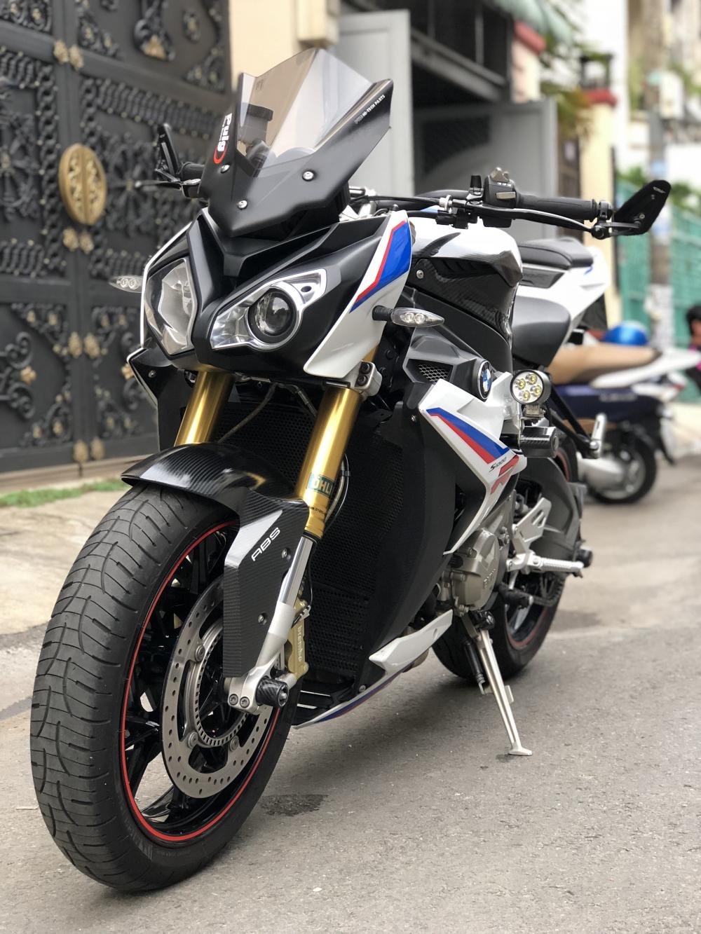 __Ban BMW S1000R ABS date 82014 phien ban Chau Au Full Opstionodo hon 15000km xe dep ngay chu - 5