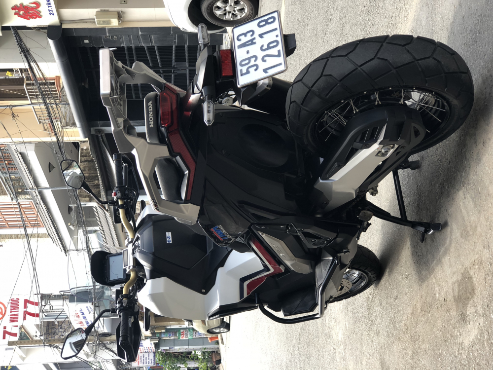 __Can Ban HONDA XADV 750cc ABS 82017 Chau Au HQCN 3 che do MODE Chay D S ATMT - 5