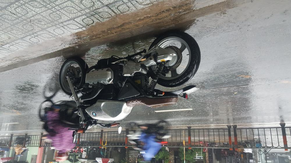 Ban cafe racer do tu bmw 1100 cc