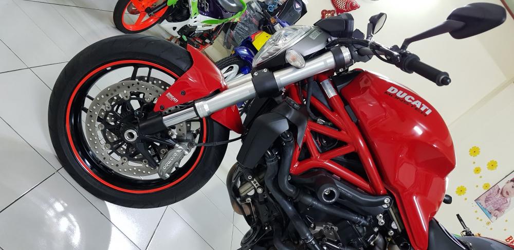 Ban Ducati Monster 821 ABS72017Chinh HangSaigon So Dep - 16