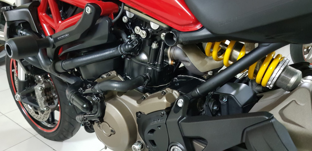 Ban Ducati Monster 821 ABS72017Chinh HangSaigon So Dep - 28