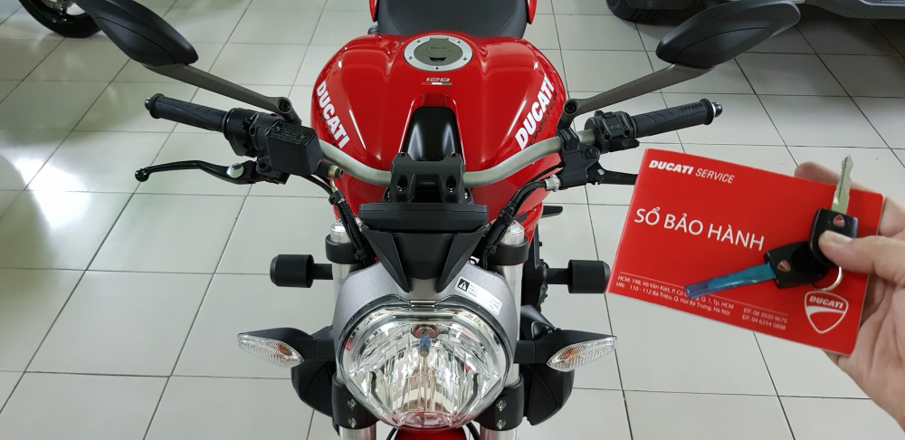 Ban Ducati Monster 821 ABS72017Chinh HangSaigon So Dep - 38