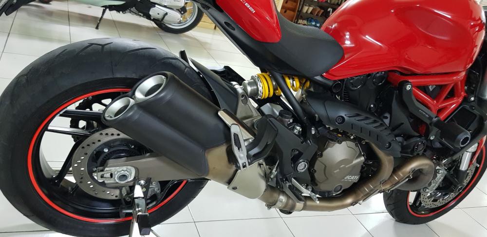 Ban Ducati Monster 821 ABS72017Chinh HangSaigon So Dep - 36